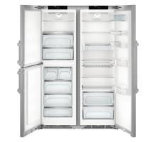 Liebherr SBSes8483 Side By Side Fridge Freezer