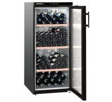 Liebherr WKb 3212 Vinothek Wine Cabinet - Black