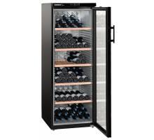 Liebherr WKb 4212 Vinothek Wine Cabinet - Black