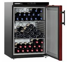Liebherr WKr 1811 Vinothek Wine Cabinet - Red