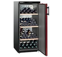Liebherr WKr 3211 Vinothek Wine Cabinet - Red