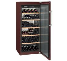 Liebherr WKt 4551 GrandCru Single-Temp Wine Cabinet - Terra Brown