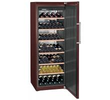 Liebherr WKt 5551 GrandCru Single-Temp Wine Cabinet - Terra Brown