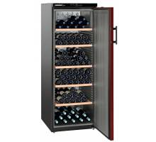 Liebherr WTr 4211 Vinothek Multi-Temp Wine Cabinet - Red