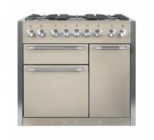 Mercury MCY1200DFOY - 1200 Dual Fuel Oyster Range Cooker 93000