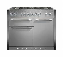Mercury MCY1082DFSS - 1082 Dual Fuel Stainless Steel Range Cooker 93200