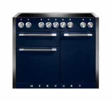 Mercury MCY1082EIIN - 1082 Electric Induction Indigo Range Cooker 115230