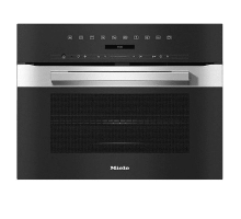 Miele H7240BM Compact Microwave Combination Oven