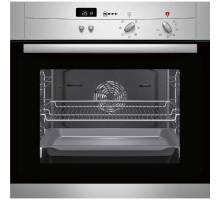 Neff B12S53N3GB Stainless Steel Single Oven