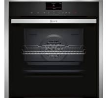 Neff B47VS34N0B VarioSteam Single Oven