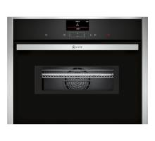 Neff C27MS22H0B Compact Oven with Microwave