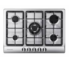 Rangemaster RMB70HPNGFSS Gas Hob Stainless Steel