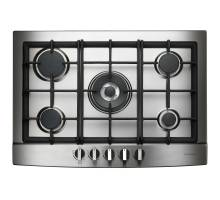 Rangemaster RMCHP70NGFSS RG70 Built-In Stainless Steel Gas Hob 85680