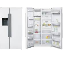 Siemens IQ500 KA62DV00GB Integrated American Fridge Freezer