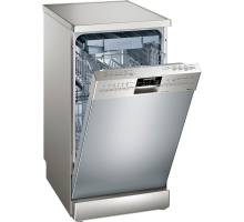 Siemens IQ500 SR26T891GB Slimline Dishwasher Stainless Steel