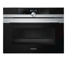 Siemens iQ700 CB675GBS1B Multifunction Compact Oven with Microwave