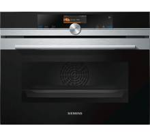 Siemens iQ700 CS656GBS6B Compact Steam Oven