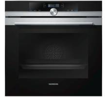Siemens iQ700 HB672GBS1B Multifunction Single Oven