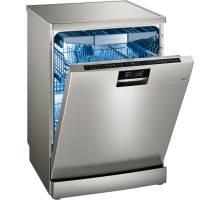 Siemens iQ700 SN278I26TE Freestanding Dishwasher Silver