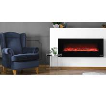 Stanley Argon 140cm Wall Mounted Fire