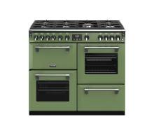 Stoves Richmond DX S1000G Soho Green