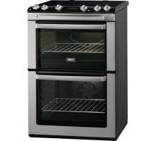 Zanussi ZCV667MX Electric Twin Cavity Cooker Stainless Steel