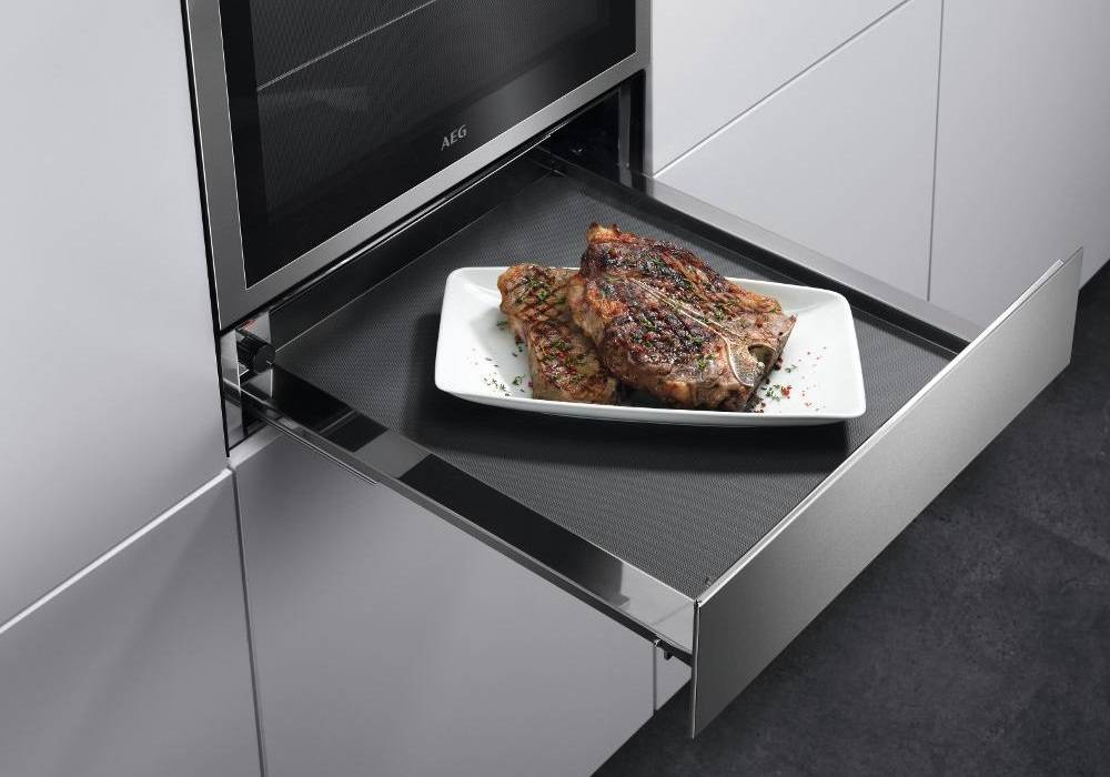 AEG Warming Drawers