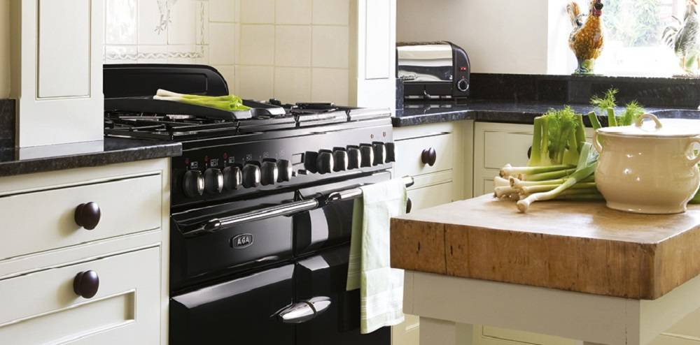AGA Dual Fuel Range Cookers