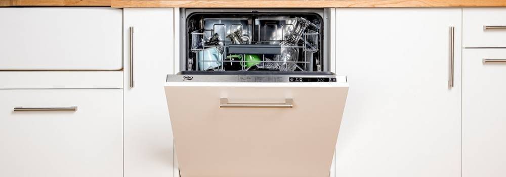 Beko Freestanding Dishwashers at Dalzells