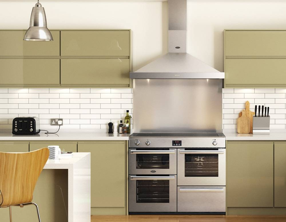 Belling-Induction-Range-Cookers