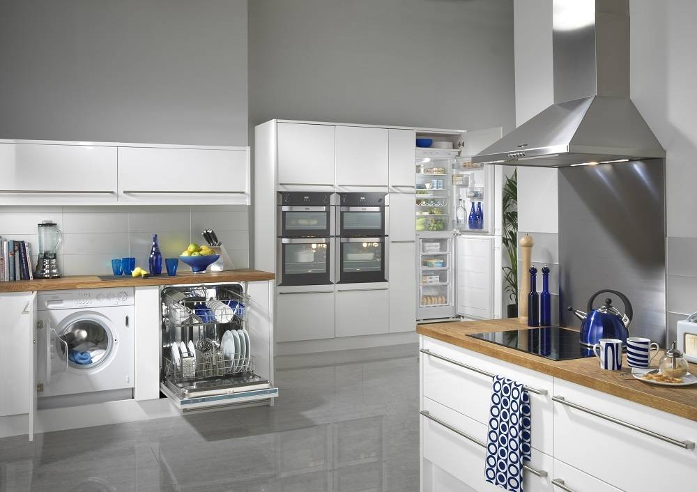 Belling Integrated Freezers