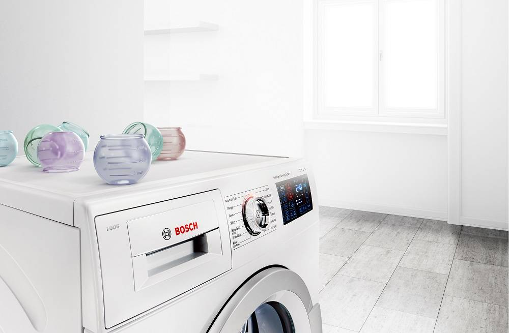 Bosch Built-in Washing Machines at Dalzells