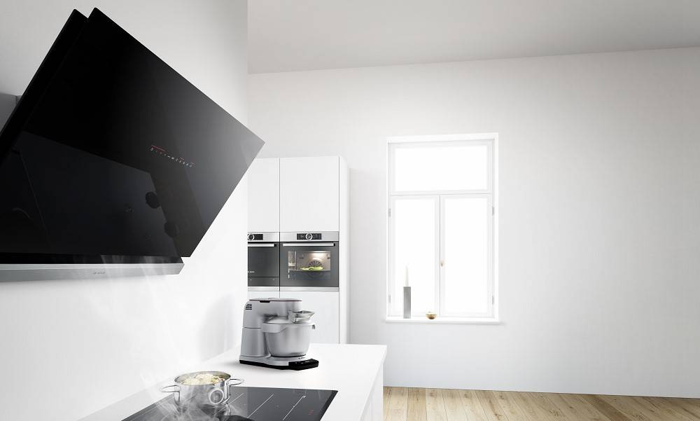 Bosch Cooker Hoods at Dalzells