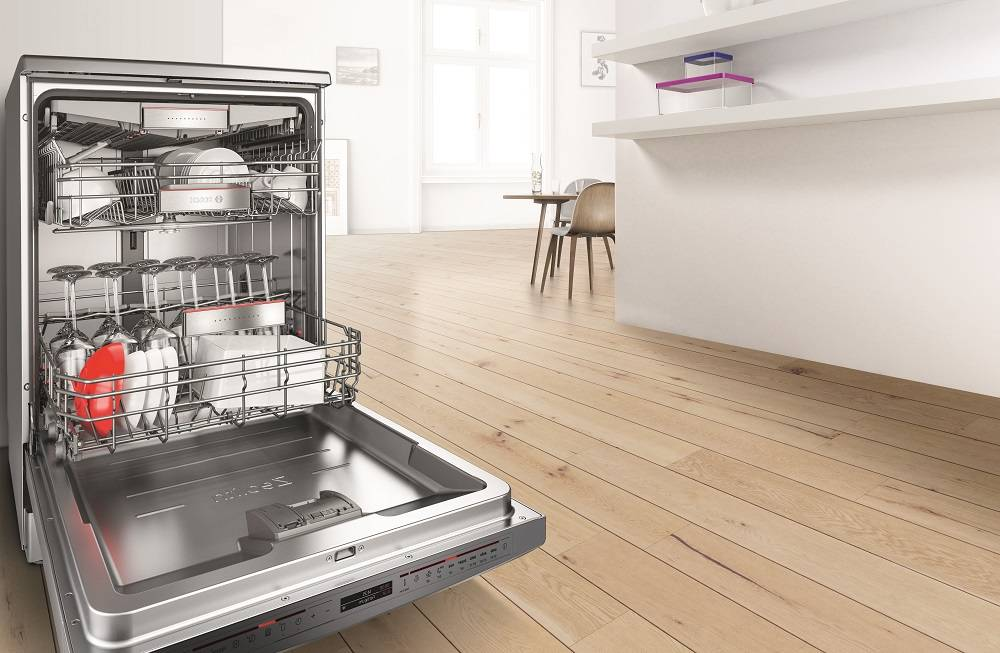Bosch Dishwashers at Dalzells