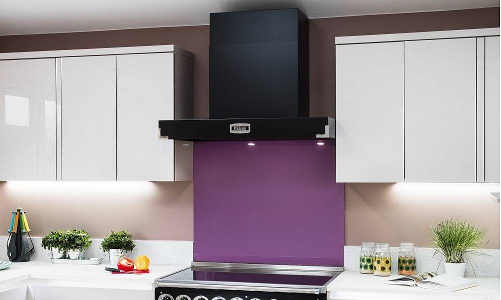 Falcon Cooker Hoods at Dalzells