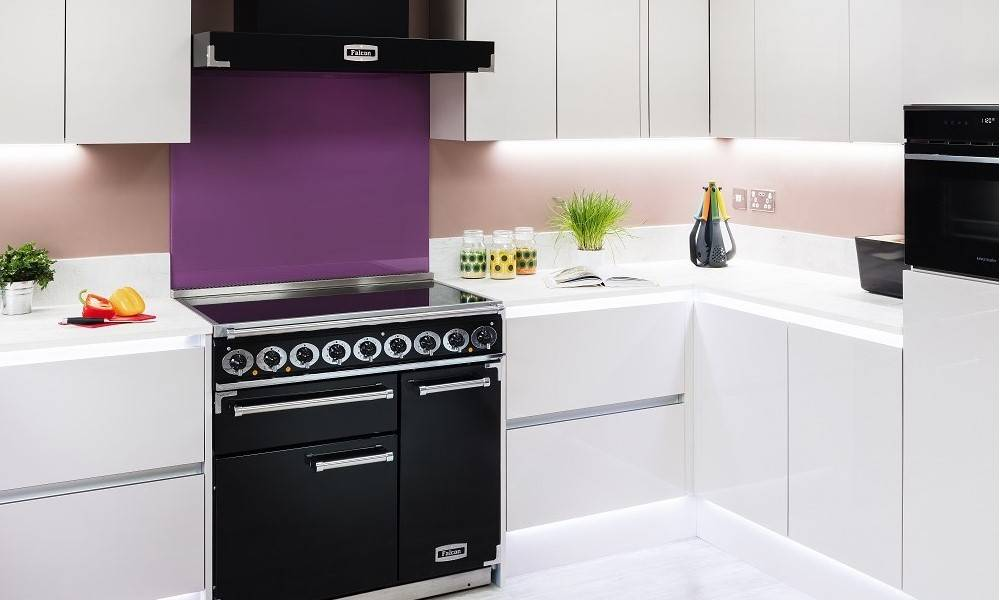 Falcon Induction Range Cookers at Dalzells