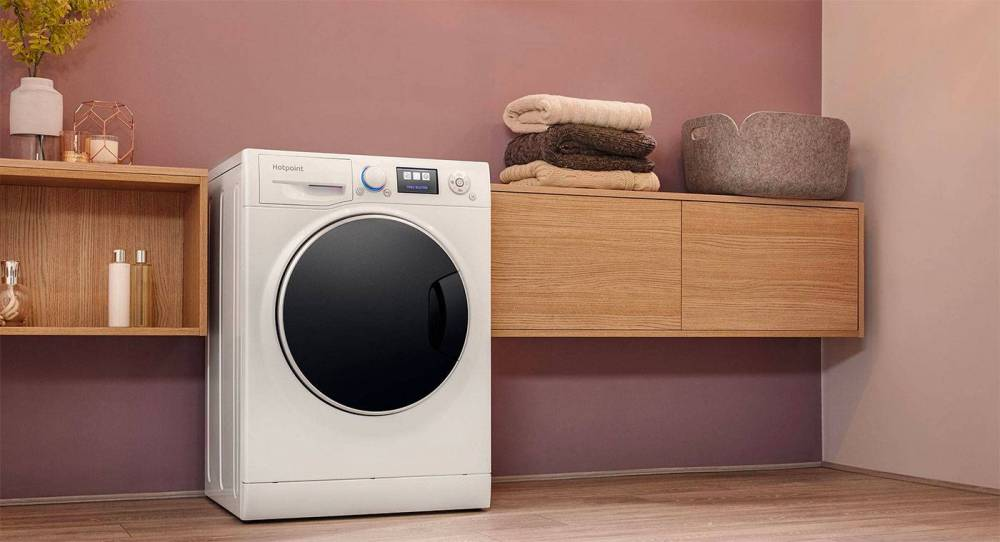 Hotpoint Freestanding Washing Machines at Dalzells