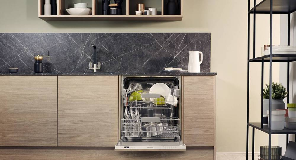 Hotpoint Integrated Dishwashers at Dalzells