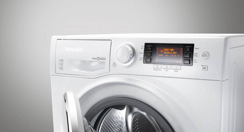 Hotpoint Tumble Dryers at Dalzells