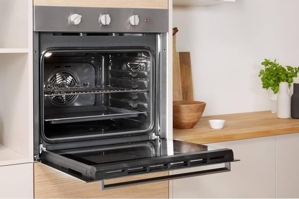 Indesit Single Ovens at Dalzells