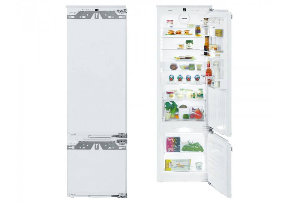 Liebherr Built-in Fridge Freezers