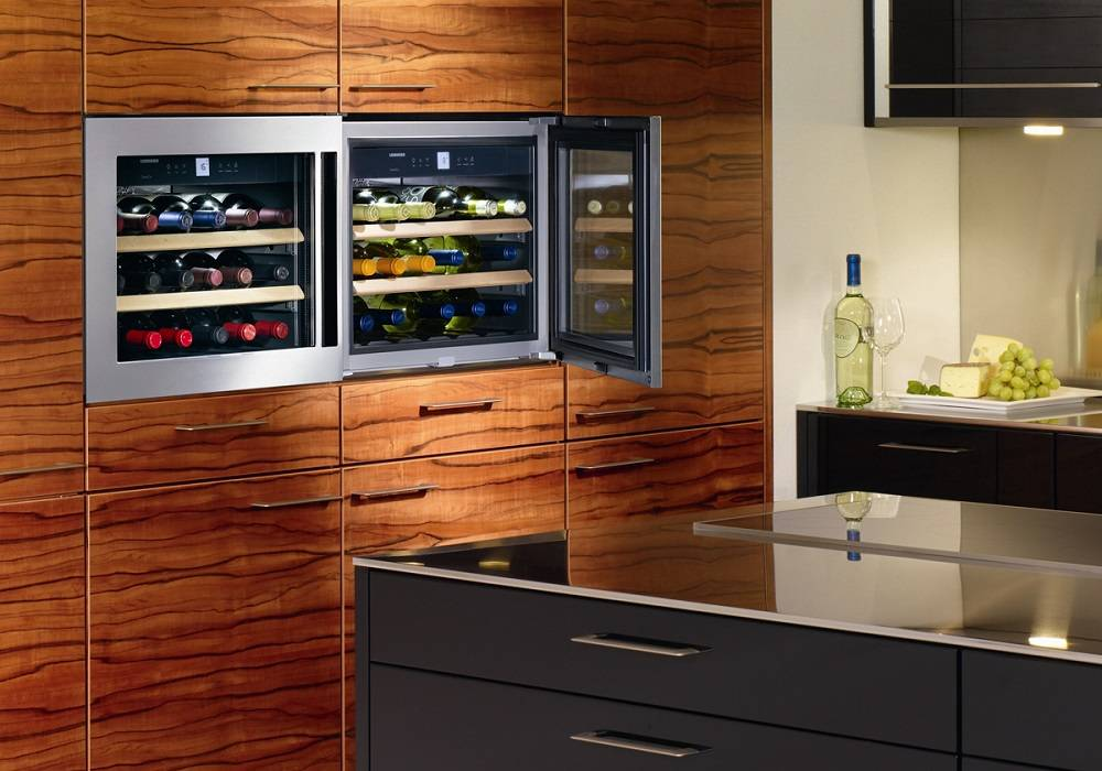 Liebherr Built-in Wine Cabinets