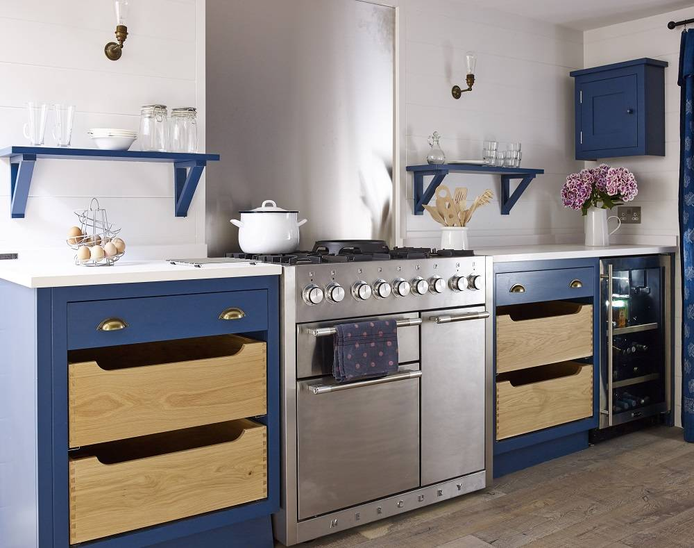 Mercury Dual Fuel Range Cookers at Dalzells