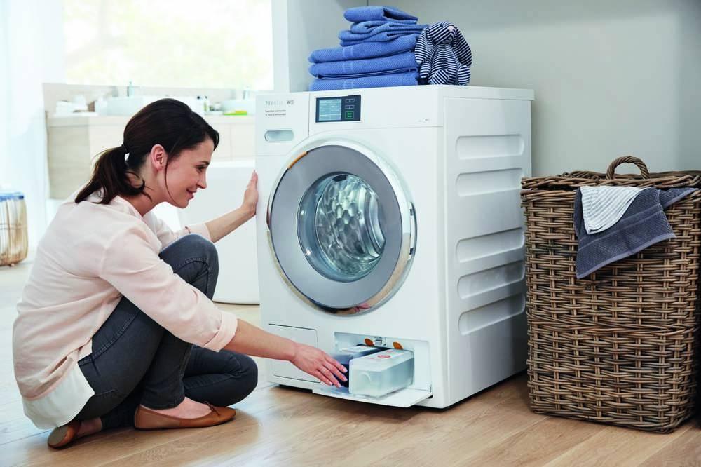 Miele Washing Machines Dublin and Belfast Ireland