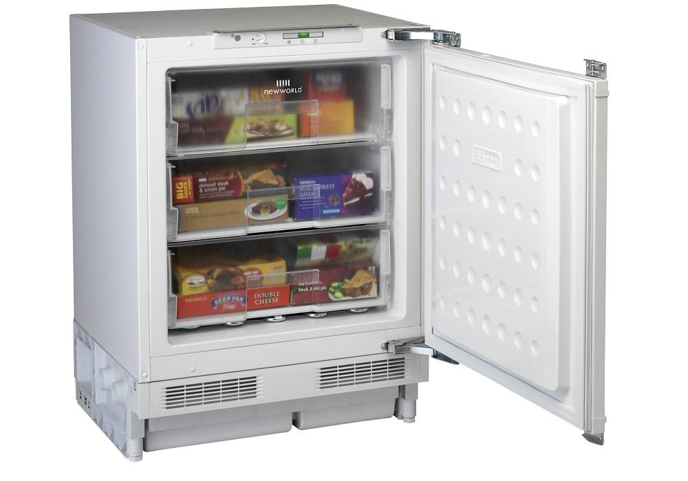 New World Integrated Freezers