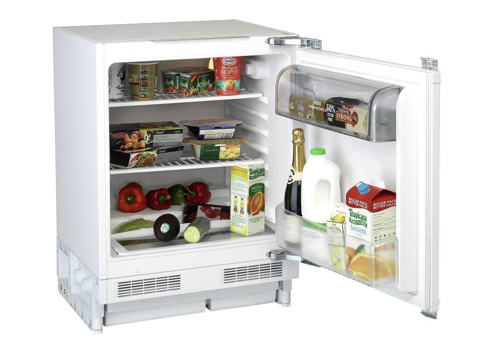 New World Integrated Fridges
