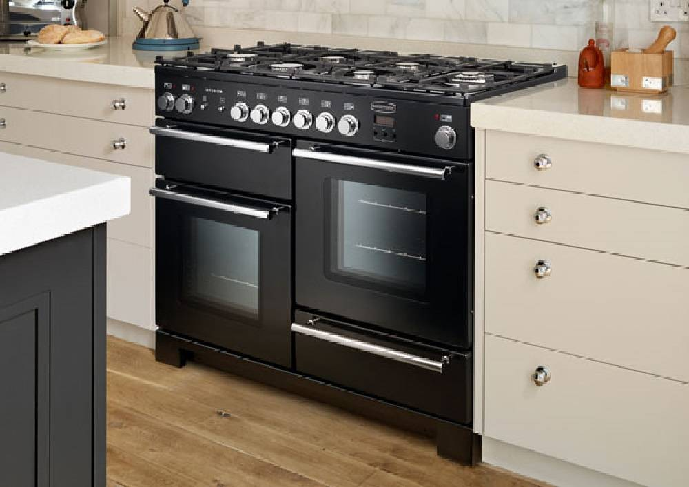 Rangemaster Infusion Range Cookers