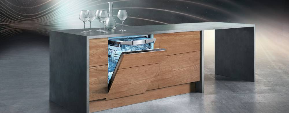 Siemens Built-in Dishwashers