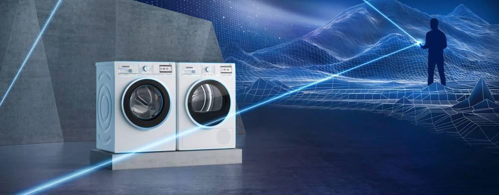 Siemens Tumble Dryers at Dalzells