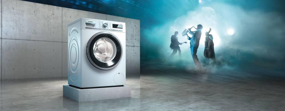 Siemens Washer Dryers at Dalzells